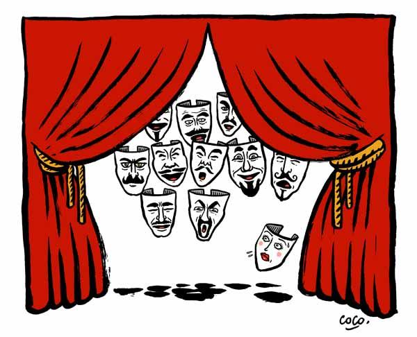 Le Foyer Art Dramatique : Thé tre