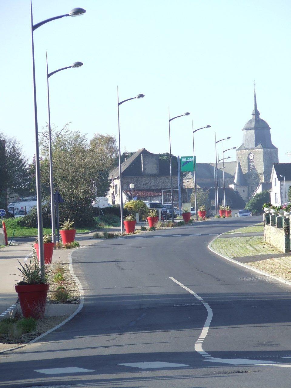 Commission  Aménagement du bourg et voirie agglomération